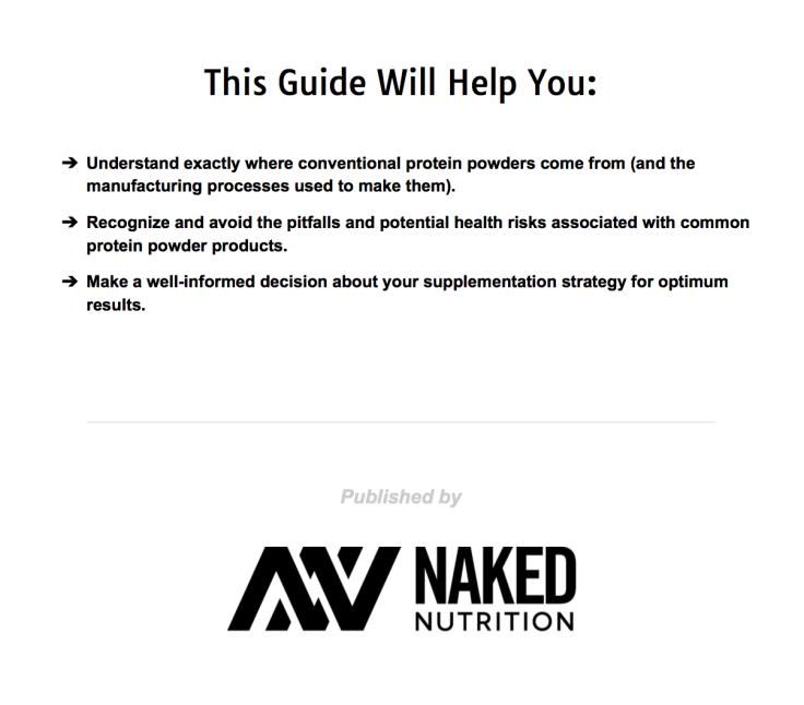 Naked Sample 1